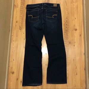 American Eagle Dark Denim Jeans